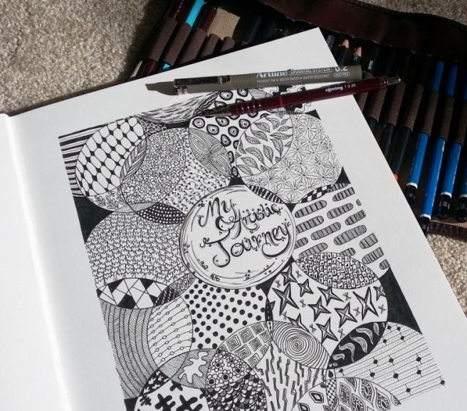 week one - doodles